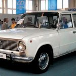 Первый серийный Ваз-2101
