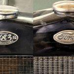 Эмблема Газ-АА и Форд-АА