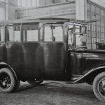 Газ-1 первый автобус СССР