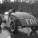 Газ ГЛ-1 1938 года.