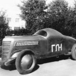 Газ ГЛ-1 1940 года.
