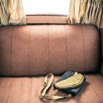Салон Газ М1 - задний диван